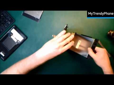 Cómo reparar la pantalla táctil y LCD en Asus Google Nexus 7 2