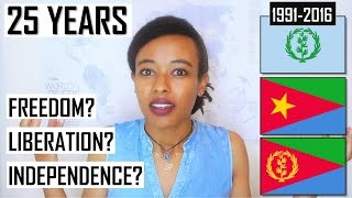 What does Eritrean Independence mean to you in 2016?