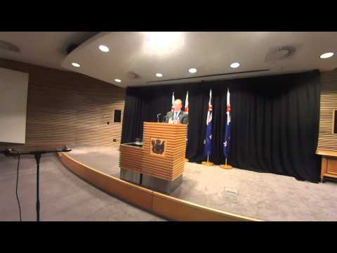 NZ PM John Key's Post Cabinet Press Conference - 2 March 2015