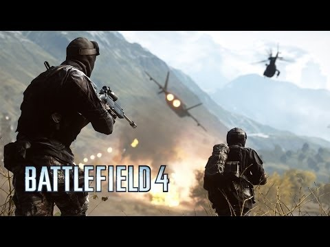Confira o Trailer de lançamento de Battlefield 4 com grande destaque para o modo