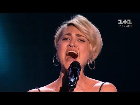 Вера Кекелия Спи собі сама - выбор вслепую - Голос страны 7 сезон