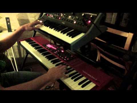 Burn - Deep Purple - Hammond organ solo