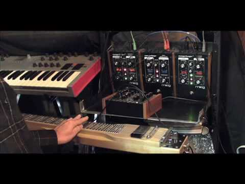 Dark Energy + Steel Moog 1: In Loco Tyrannis