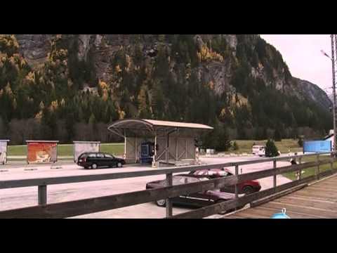 Железные дороги мира. Австрия. Зальцбург