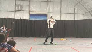 Juggling Performance with New Old Time Chatauqua