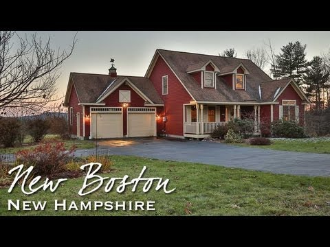 Video of 265 Clark Hill Road | New Boston, New Hampshire real estate & homes