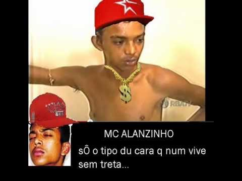 MC ALANZINHO MANIÇOBA - RAP DO MENINO MAU