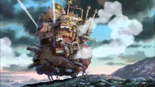 Merry Go Round Of Life Howl 39 S Moving Castle Joe Hisaishi