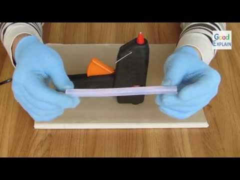 Как пользоваться термопистолетом