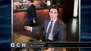 Gotham City News: Bruce Wayne 'The Dark Knight' Special Features