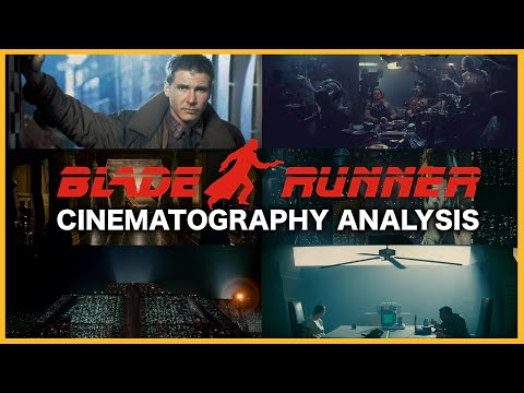Deconstructing Cinematography || Blade Runner || Geoff Boyle/Nic Knowland