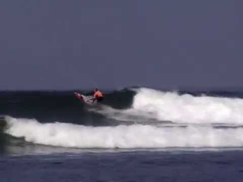 Lakey Peterson surfing at NSSA Nationals, Lower Trestles, Single Wave Thursday Women's Surf Movies