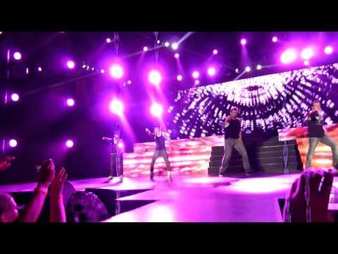 Backstreet Boys Vienna July 15 2014 Larger Than Life