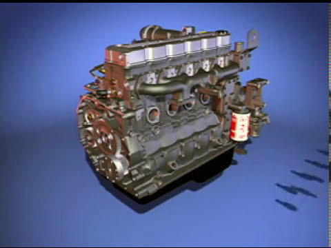 ISB engine animation