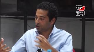 عمرو سعد: مسلسل شارع عبدالعزيز لم يظهر في نسب المشاهدة لأنه يتيم