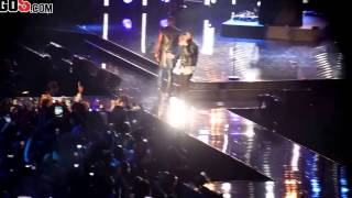 Sarkodie and Miguel's Performance at the MTV MAMA, Durban, SA