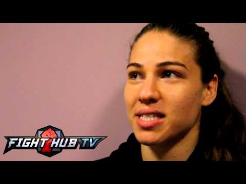 Marina Shafir talks her first professional win
