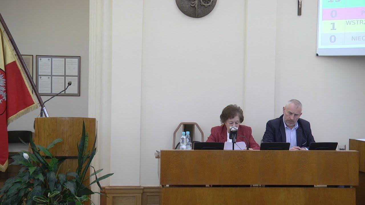 IV sesja Rady Miejskiej, część II