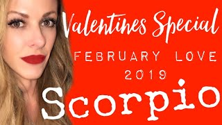 ♥️ Scorpio February Love 2019 - Might As Well Face It They're Addicted To Your Love
