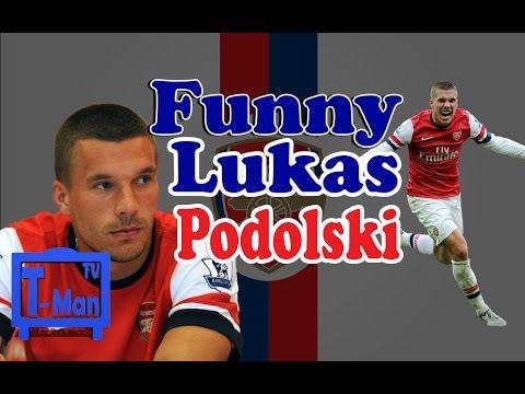 Funny Lukas Podolski [HD]