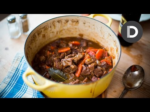 Beef and Guinness Stew feat. MyVirginKitchen