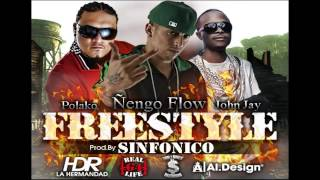 Ñengo flow Polaco john jay - Freestyle (New Version)