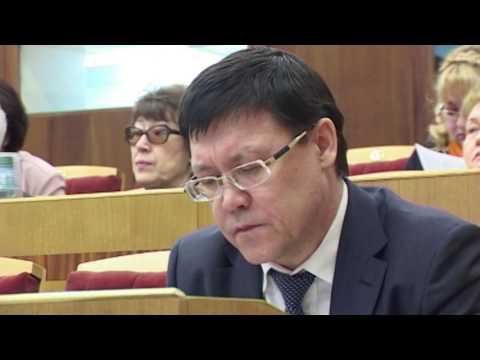Глава МВД Башкортостана Виктор Михайлов выступил с ежегодным докладом перед депутатами республики