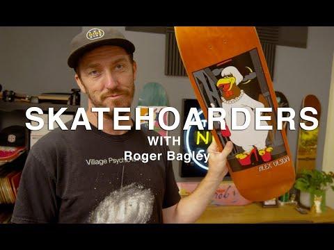 SkateHoarders | Roger Bagley | Season 2 Episode 1
