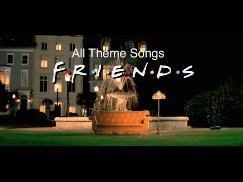 Friends - All Intro's 1994-2004