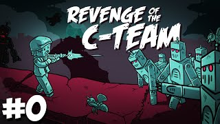 Minecraft: WELCOME TO EVERDALE - Revenge of the C-Team Ep. 0