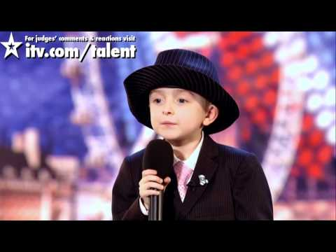 Robbie Firmin - Britain's Got Talent 2011 audition - itv.com/talent - UK Version