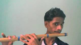 Tutorial:How to Play Karz Movie Theme Tune On Flute