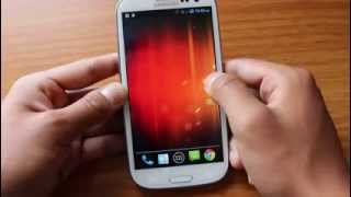 CyanogenMod 10 1 Android 4 2) Highlights and Review on Samsung Galaxy S3