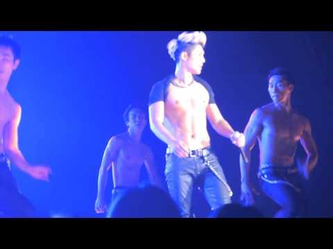 2014-07-05 Kim Hyun Joong 世界巡迴演唱會-please video