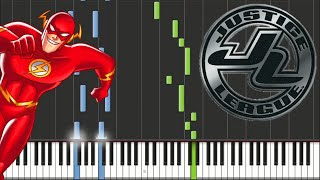 Lolita Ritmanis - Justice League Theme | Piano Tutorial