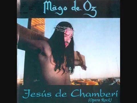 Mago de Oz- Jesus de Chamberi