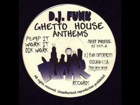 Dj Funk - Pump It (funk Records) video