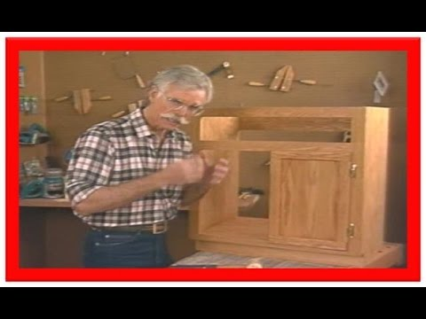 How to Build Cabinets from Scratch - Make YOUR own Cabinets - The Basics of Cabinet Making [1 of 3]