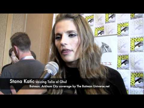 SDCC 2011-BAC: Stana Katic Interview
