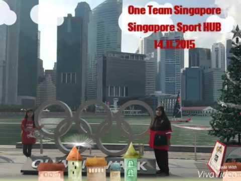 One Team Singapore Rally @ Singapore Sport HUB