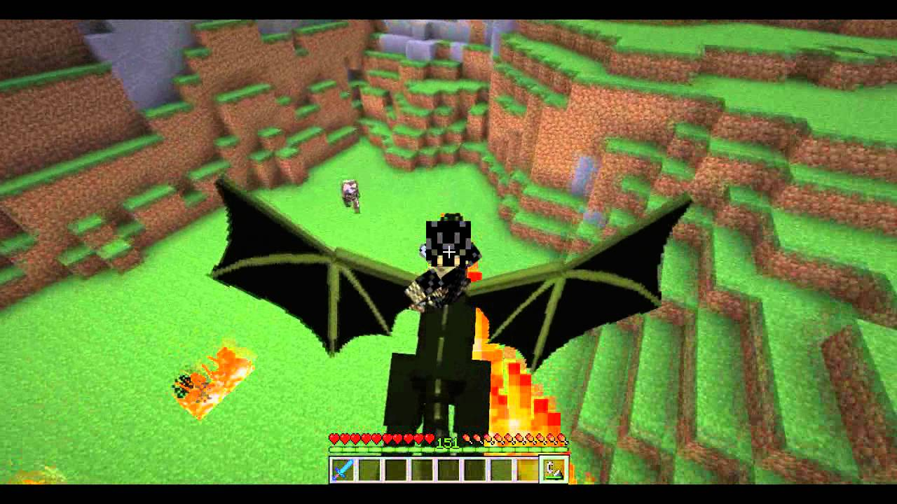 Dragon Bikes Minecraft Mod Minecraft Mod Review Animal
