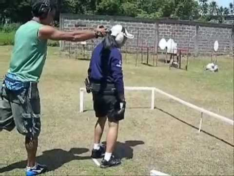 combat shooting PPSA Philippine Navy Team Ltjg Marly Llorito Videos