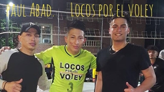 ecuavoley Randy vs Joffre locos por el voley 2017