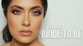 A Very Detailed Bridal Makeup Tutorial | Melissa Alatorre