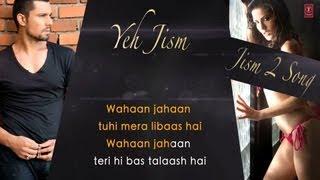 """download lagu """"yeh Jism Hai Toh Kya Jism 2"""" Full Song gratis"""