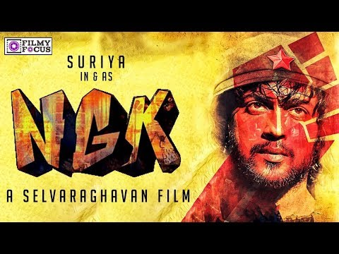 Suriya's NGK On Sets : Selvaraghavan Reactions | Suriya | Sai pallavi | Rakul