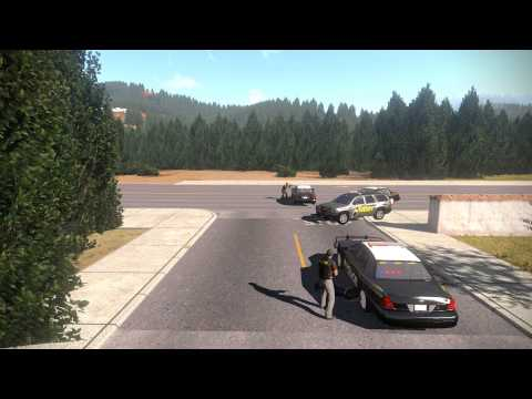 ArmA 3: Life - Police Force Trailer