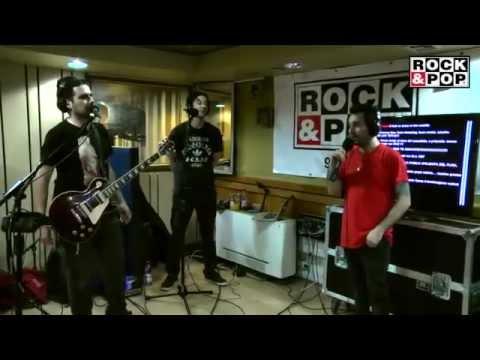 Los Tetas - RP Stage (Radio Rock & Pop, 2012)