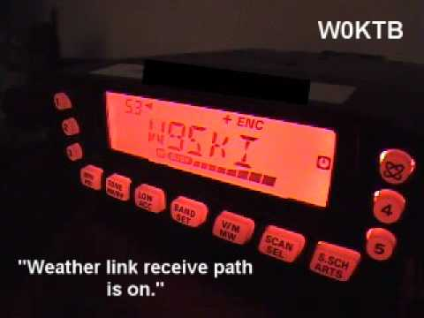 444.350/146.970 Skywarn Linked Repeater System