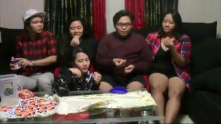 BEAN BOOZLED CHALLENGE FT. MY COUSINS!!!!!!! - 1,000 SUBSCRIBERS ♥️